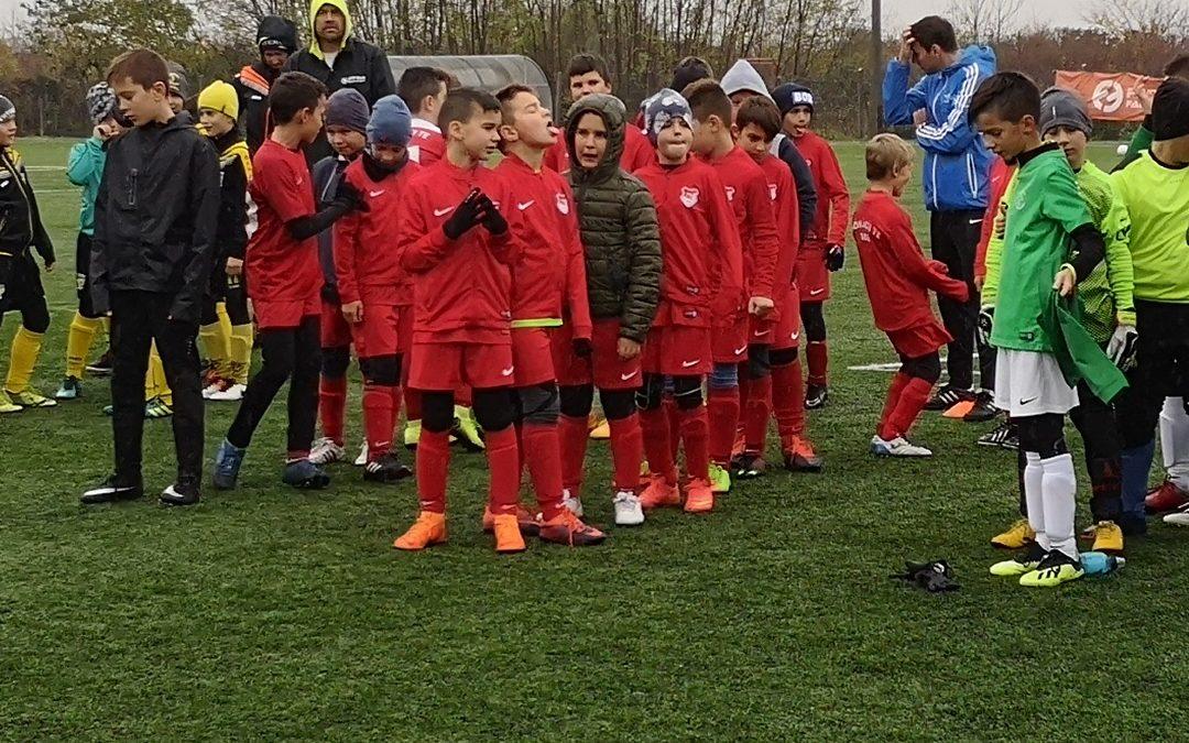 U11-es csapatunk edzője, Rupp Dávid értékelte a legutóbbi Bozsik-tornát és elmondta, miben kell előrelépnie játékosainak